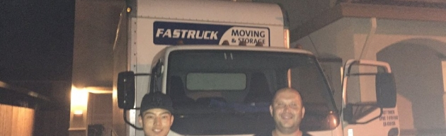 Fastruck Moving & Storage Company Imagen